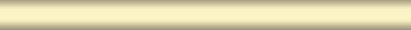 Бордюр Карандаш светло-желтый
