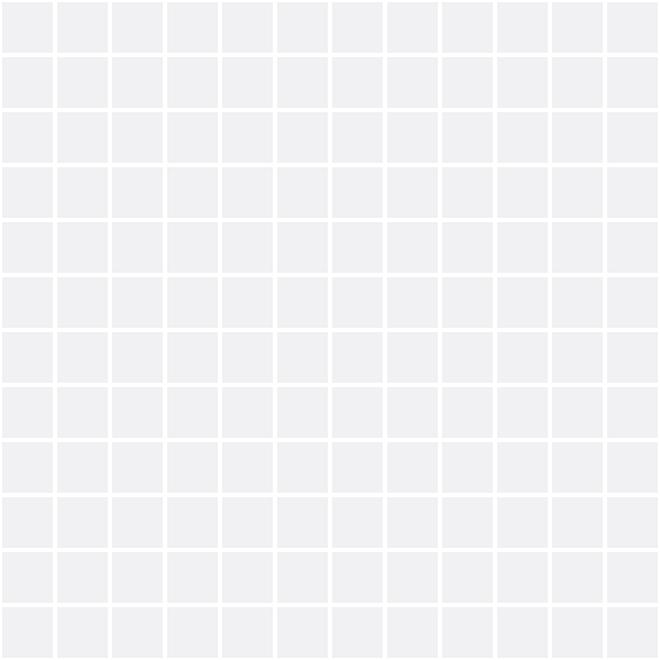Мозаика ТЕМАРИ белый матовый