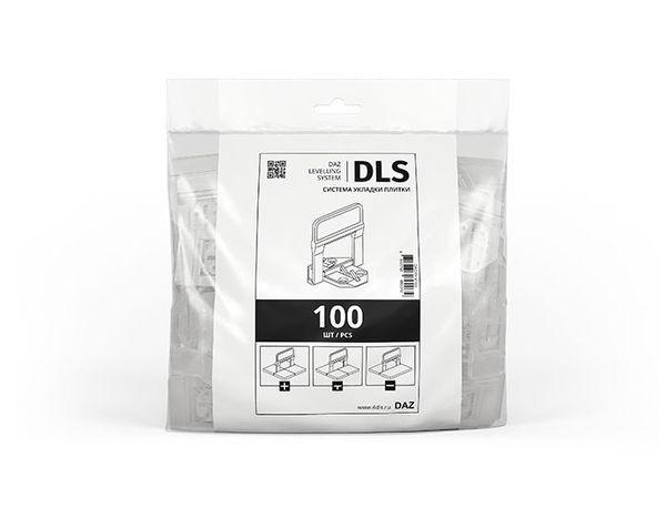 Основы DLS, 1,5 мм, 100 шт, пакет
