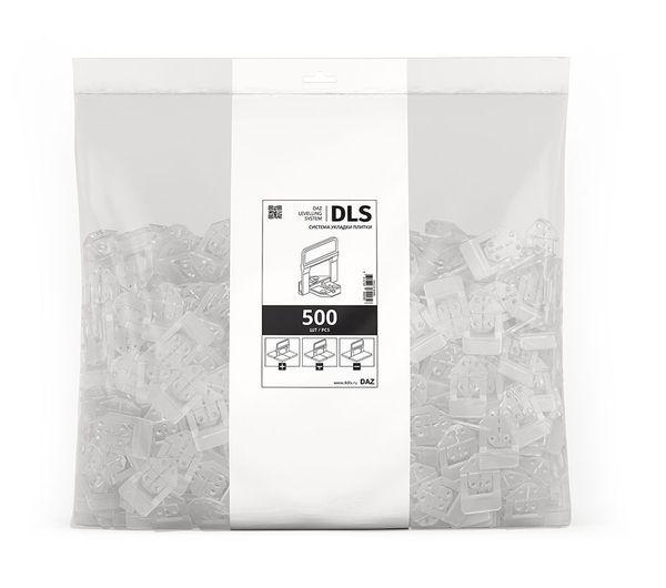 Основы DLS, 1,5 мм, 500 шт, пакет