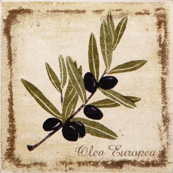 Декор ПРОВАНС (оливки)