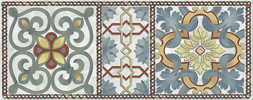 Декор ALBA Grey Marrakech