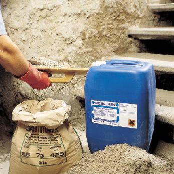 Гидроизоляционная добавка для цементных растворов IDROSILEX LIQUIDO Жидкость