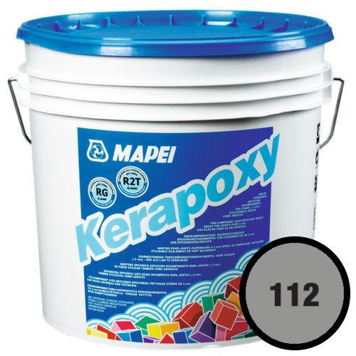 Двухкомпонентный эпоксидный раствор и клей KERAPOXY 112 Серый