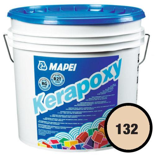Двухкомпонентный эпоксидный раствор и клей KERAPOXY 132 Бежевый 2000