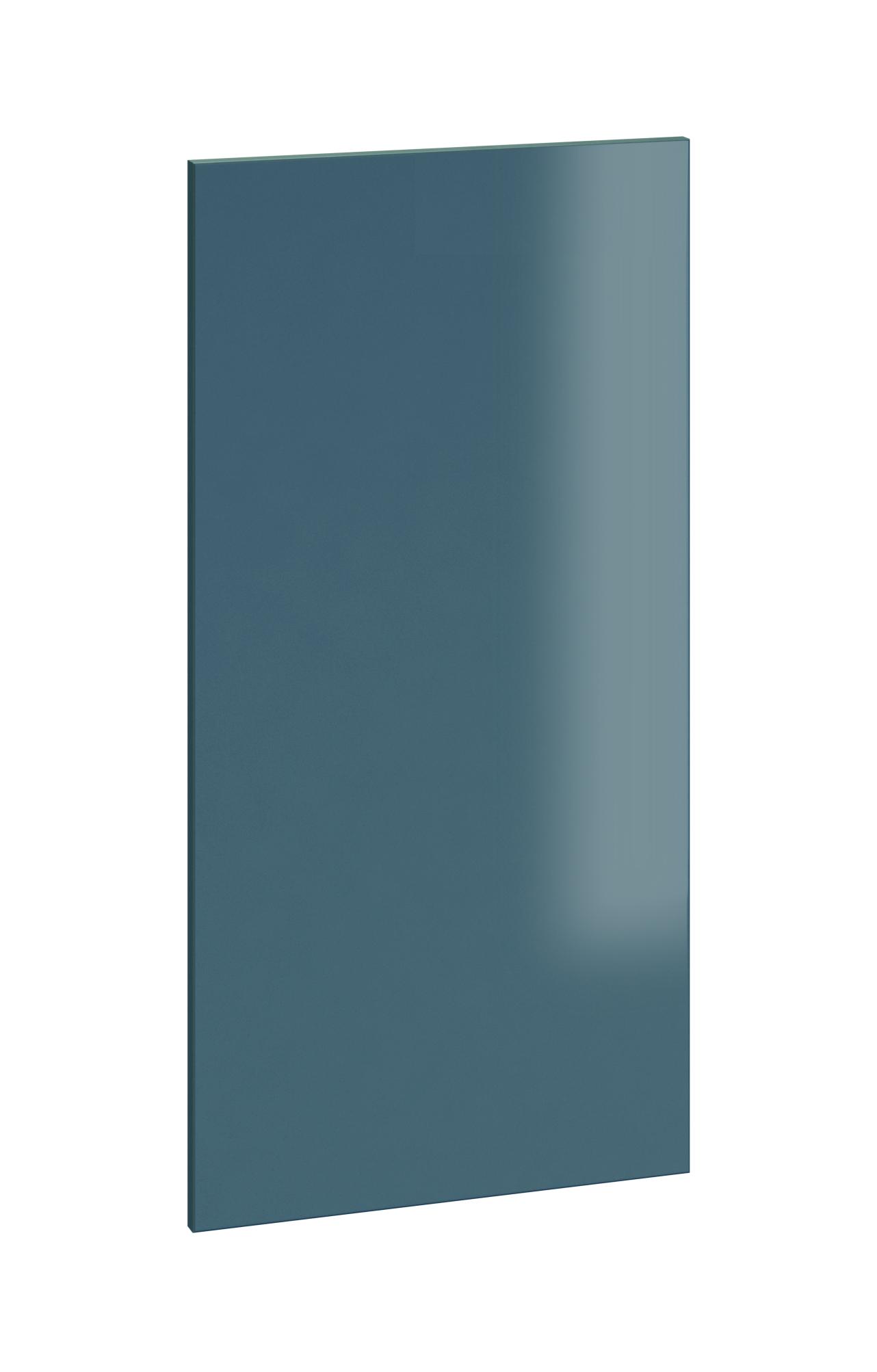 COLOUR Дверца шкафчика 80 синяя
