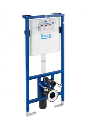 Инсталляционная система In-Wall DUPLO WC с бачком Roca для унитаза