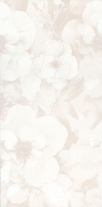 Плитка Абингтон цветы обрезной