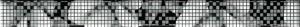 Бордюр BLACK&WHITE черный
