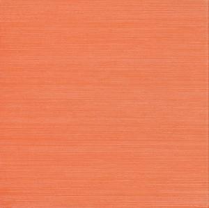 Плитка напольная ФЛОРА оранжевый