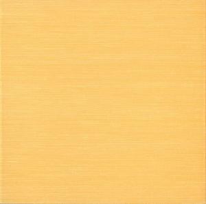 Плитка напольная ФЛОРА желтый