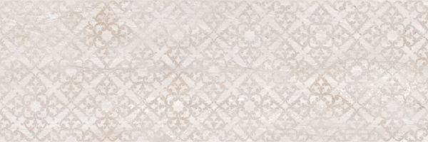 Плитка настенная ALBA орнамент бежевый