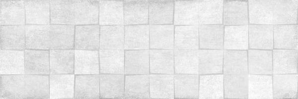 Плитка настенная SONATA рельеф серый