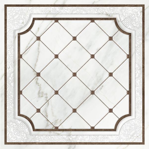 Вставка напольная CAPELLA белый