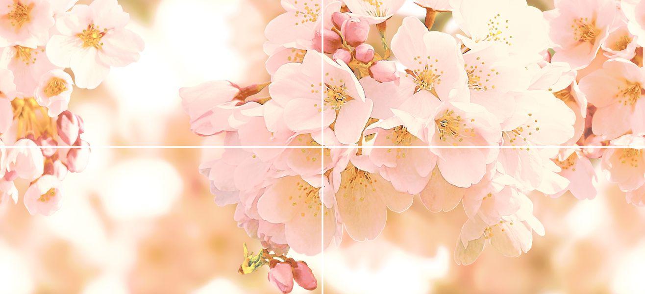 """Панно CHERRY """"цветущая вишня"""""""
