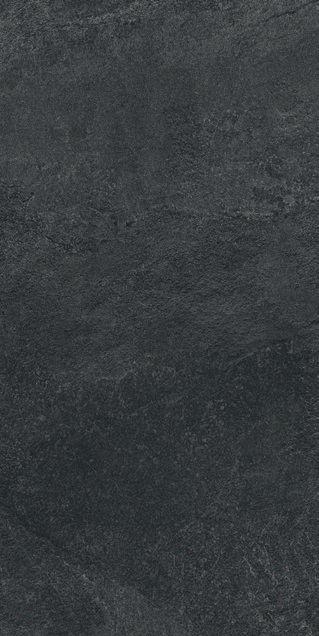 Керамогранит ПРО СТОУН черный обрезной 3 сорт