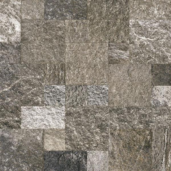 Керамогранит GRANITE серый
