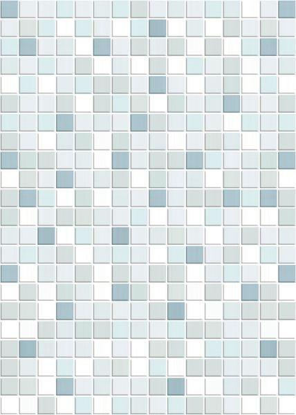 Плитка настенная MOTIVE голубой