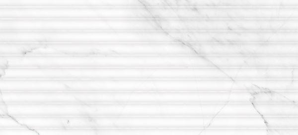Плитка настенная MAYA рельеф белый