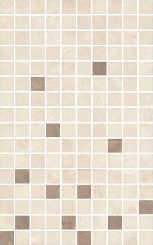 Декор Мармион беж мозаичный