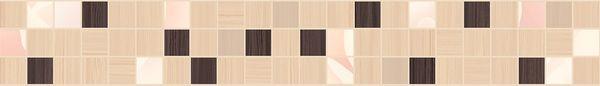 Бордюр FLORA многоцветный