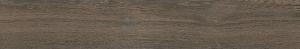 Керамогранит МЕРБАУ коричневый темный обрезной