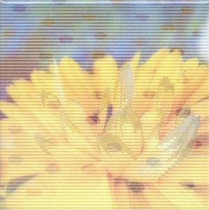Декор Весеннее шоу Хризантема