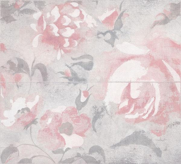 Панно NAVI flower розовый
