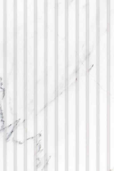 Плитка настенная ORIENTAL рельеф белый