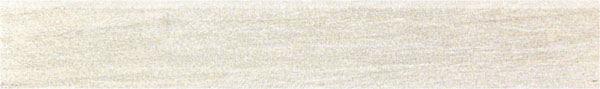 Плинтус ШАЛЕ белый обрезной