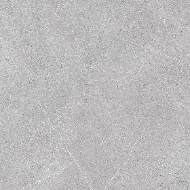 Керамогранит ВОМЕРО серый светлый лаппатированный