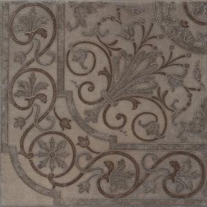 Декор Принстаун коричневый
