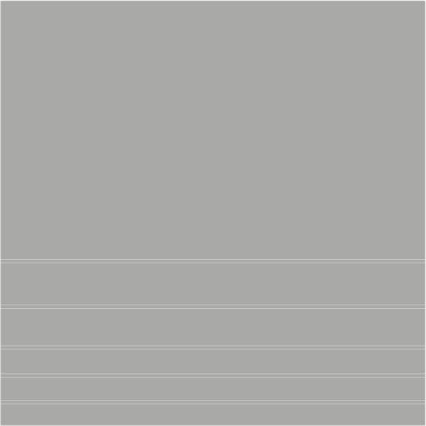 Керамогранит САТИН серый ступени