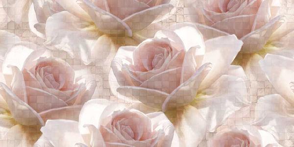 Вставка ROYAL GARDEN flower многоцветный