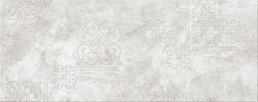 Плитка настенная ALBA Grey Ornato