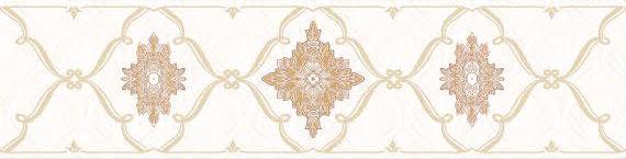 Бордюр FLORAL Fleur de Lus