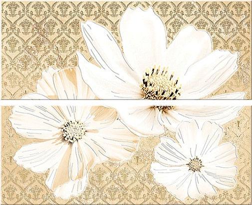 Панно SFUMATO Beige Floret