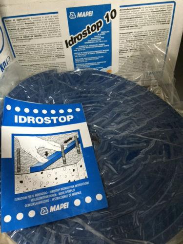 Гидроизоляционный профиль IDROSTOP 10