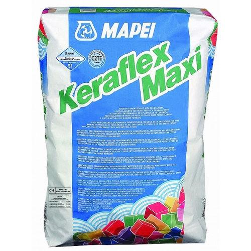 Деформативный цементный клей KERAFLEX MAXI