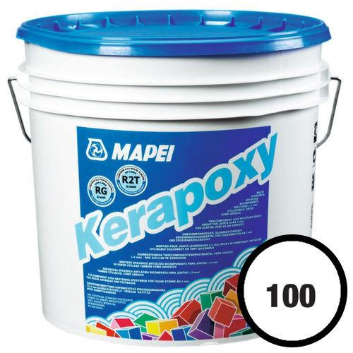 Двухкомпонентный эпоксидный раствор и клей KERAPOXY 100 Белый