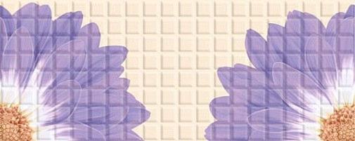 Плитка настенная MARISCOS Mosaic Floris Lila