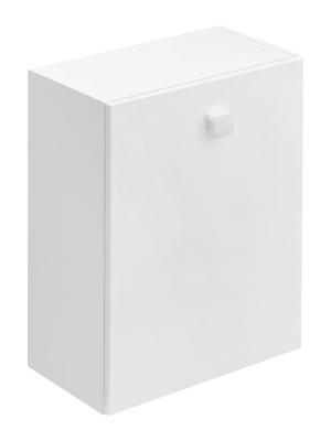 Шкафчик настенный NANO III, с корз. д/белья, универсальный