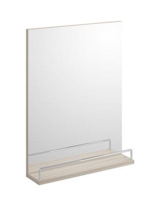 Зеркало SMART без подсветки, с полк.