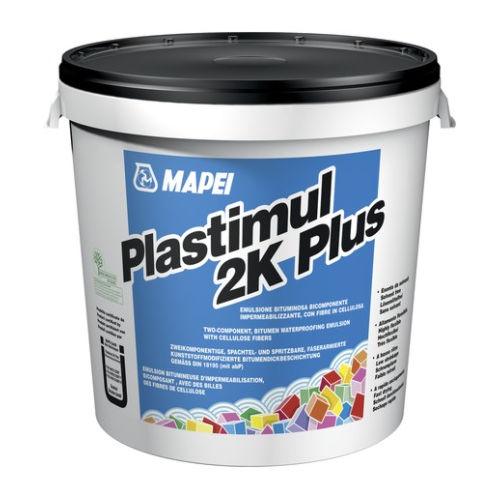 Гидроизоляционная добавка к строительным составам PLASTIMUL 2К PLUS