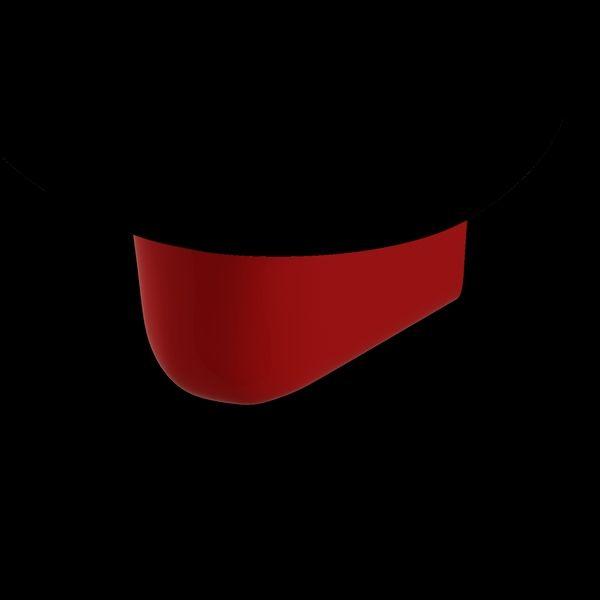 Полупьедестал для умывальника BEST COLOR Red