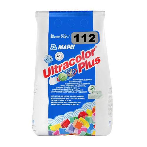 Цементная затирка ULTRACOLOR PLUS 112 Серый