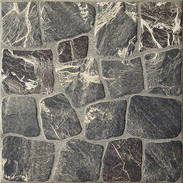 Керамогранит VILIO Graphite темно-серый